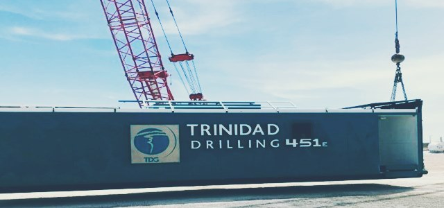 Ensign kicks off a C$947 million bid to take over Trinidad Drilling