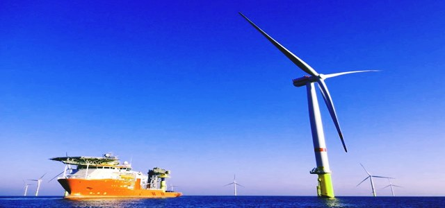 Magellan & CIP to develop floating offshore wind energy in the U.S.
