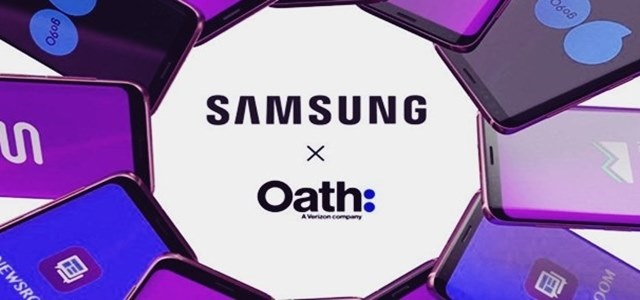 Oath Inc signs distribution agreement with electronics giant Samsung