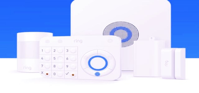 Ring announces the launch of smart home security system Ring Alarm