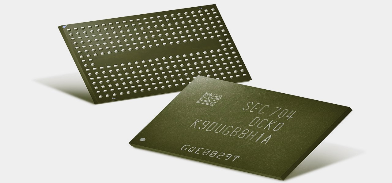 Samsung ramps up 3D NAND production in China electronics industry