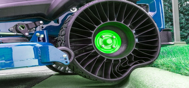 Airless Tires Market Trends 2018 & Forecasts to 2024