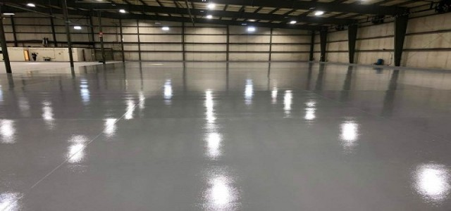 Industrial Floor Coatings Market to achieve 7.2% Growth by 2024