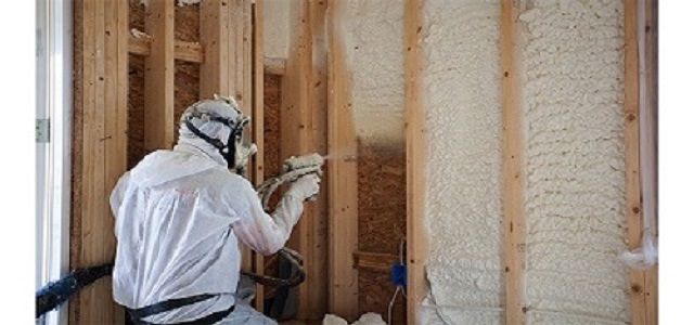 Rigid Spray Polyurethane Foam Market to grow at 6.5% CAGR up to 2024