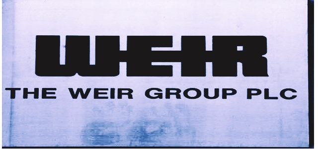 Weir Group plans to buy out ESCO Corp. in a billion-dollar worth deal