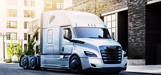 Daimler Trucks' Freightliner unveils Cascadia with Level 2 autonomy