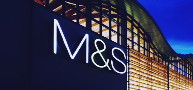 Founders Factory chooses M&S as its retail investor in the UK