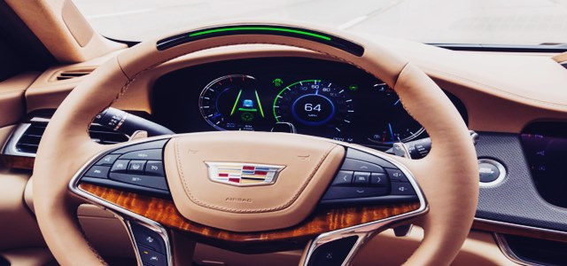 GM to bring hands-free driving on all Cadillac car models by 2020