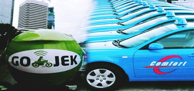Go-Jek & ComfortDelGro to discuss ways for a potential partnership