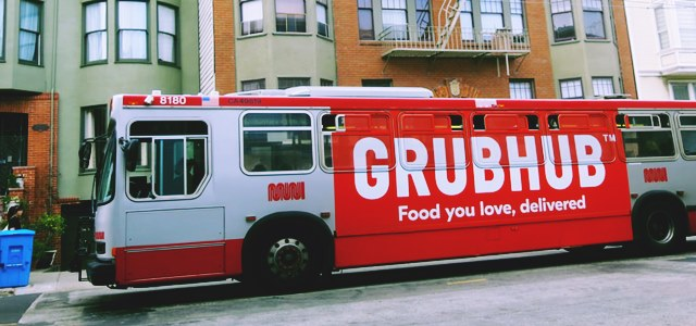 Grubhub to acquire loyalty service platform LevelUp for $390 million