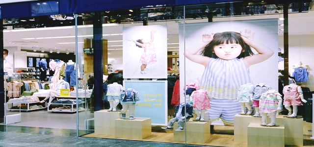 Guess and Alibaba collaborate to unveil AI concept for fashion stores