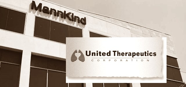 MannKind & United Therapeutics sign collaboration deal for PAH drug
