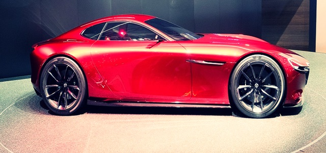Mazda to enter the premium car segment with expensive next gen cars