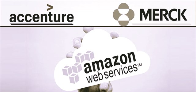 Merck, Accenture & Amazon AWS join forces to develop cloud platform