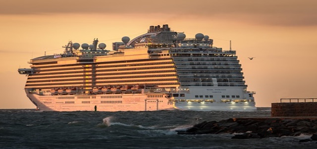 Oceania Cruises restarts sailing for first time in almost 18 months