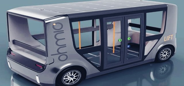 Ohmio Automotion signs 150 autonomous shuttle deal with SolaSeaDo