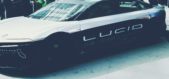 Saudi's PIF in discussions about investing in Tesla's competitor Lucid