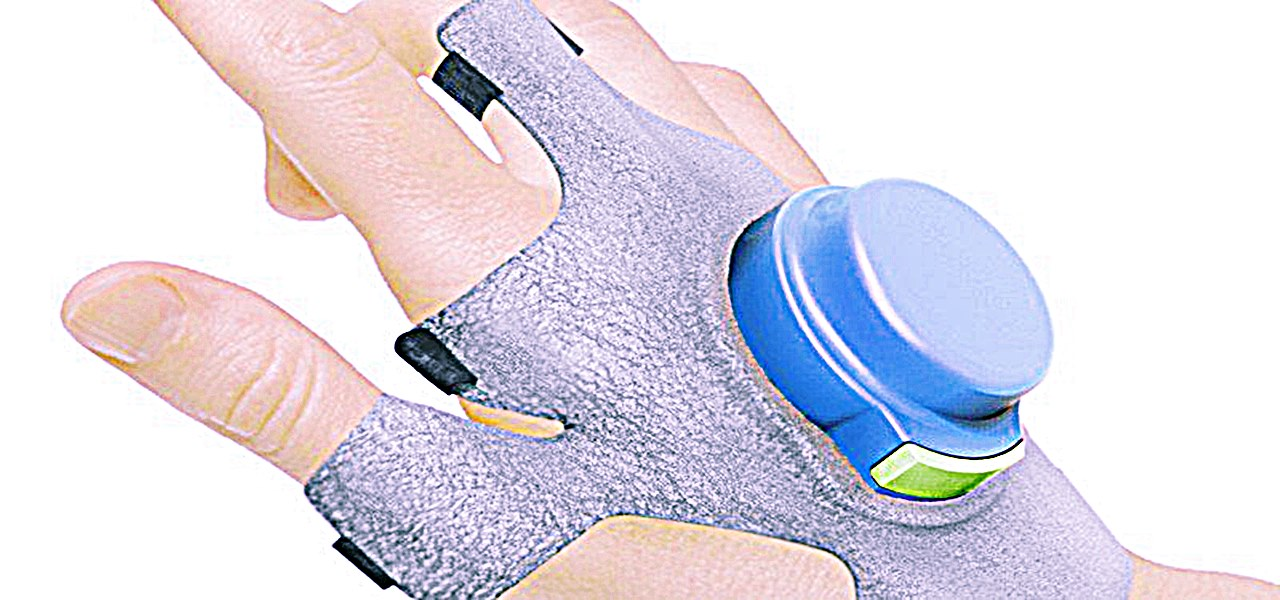 Scientists develop a tremor suppression glove for Parkinson's patients