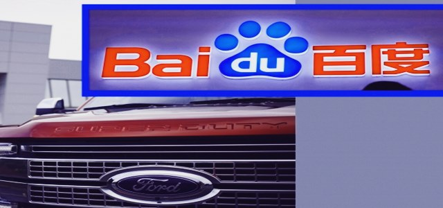 Baidu & Ford China tap AI to make driving experience smarter