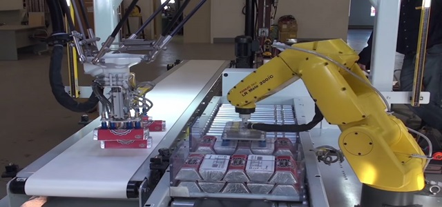 Packaging Robot Market : Global Size, Share, Challenges and Impediments Forecast, 2016 - 2023