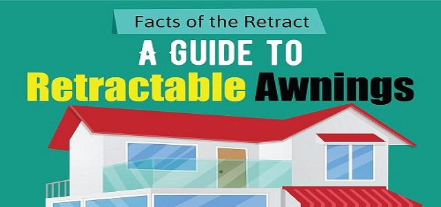 An Infographic Guide to Retractable Awnings