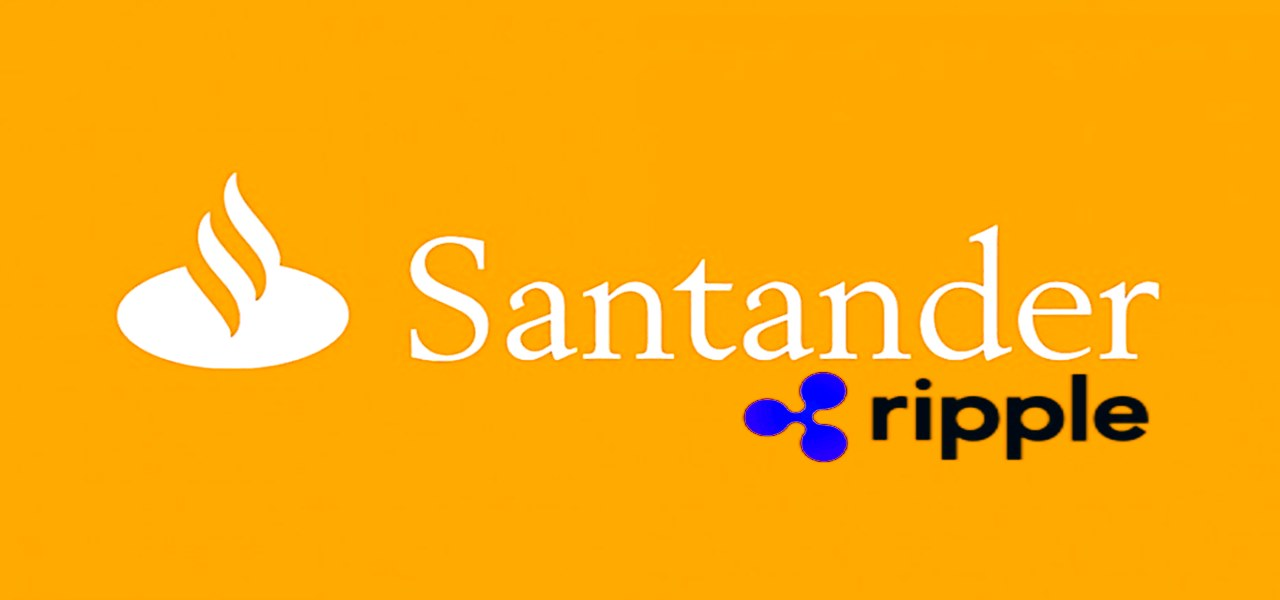 Santander & Ripple collaborate to develop a new payment application