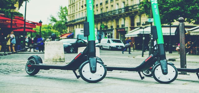 Taxify intensifies scooter war with the launch of e-scooters in Paris